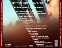 LET YOUR MIND ... SPACE OUT
